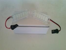 Lampa LED numar compatibila FORD Fiesta de la anul (2009->)