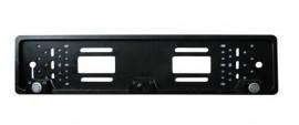 Suport numar auto cu camera video mansarieri - mers inapoi si 2 senzori parcare