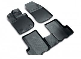 Covoare / Covorase / Presuri cauciuc tip stil tavita BMW F10/F11 seria 5 facelift fabricatie de la 2013->
