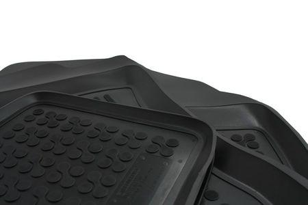 Covoare / Covorase / Presuri cauciuc tip stil tavita TOYOTA Auris II fabricatie 2012+
