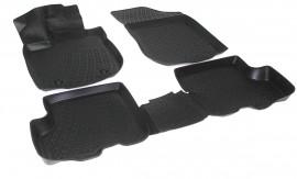 Covoare / Covorase / Presuri cauciuc tip stil tavita DACIA SANDERO II 2 fabricatie de la 2014 ->