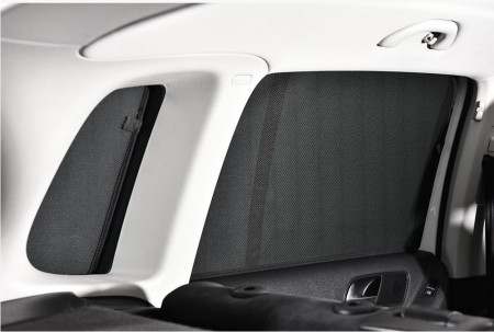 Perdelute auto dedicate Hyundai Santa Fe fabricatie 2012-2018