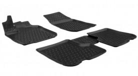 Covoare / Covorase / Presuri cauciuc tip stil tavita DACIA Logan 2 fabricatie de la 2013+