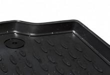 Covoare / Covorase / Presuri cauciuc tip stil tavita Ford Fiesta fabricatie de la 2013->