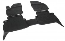 Covoare / Covorase / Presuri cauciuc tip stil tavita FORD KUGA I 1 fabricatie 2008-2013