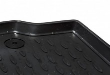 Covoare / Covorase / Presuri cauciuc tip stil tavita TOYOTA Hilux 8 fabricatie de la 2015->