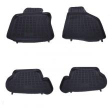 Covoare / Covorase / Presuri cauciuc tip stil tavita VW VOLKSWAGEN Golf 5 V fabricatie 2003-2008