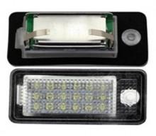 Lampa led numar compatibila AUDI A4 B6 2001-2005
