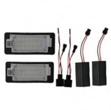 Lampa LED numar compatibila AUDI RS5 Fecelift 2012~