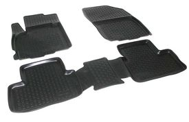 Covoare / Covorase / Presuri cauciuc tip stil tavita Citroen C1 fabricatie de la 2005+