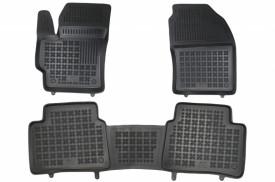 Covoare / Covorase / Presuri cauciuc tip stil tavita TOYOTA Corolla XII E210 fabricatie de la 2018+ doar Sedan si Break