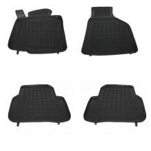 Covoare / Covorase / Presuri cauciuc tip stil tavita VOLKSWAGEN VW Passat B6 fabricatie 2005-2010
