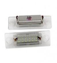 Lampa LED numar compatibil SKODA Superb Sedan 2002-2008