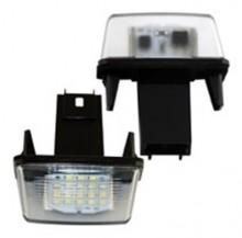 Lampa LED numar compatibila CITROEN Xsara - Toate generatiile
