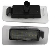 Lampa LED numar compatibila Kia Cerato
