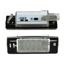 Lampa LED numar compatibila OPEL Astra J Sports Tourer wagon break