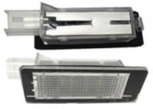 Lampa LED numar compatibila Renault Megane 3 III 2008~