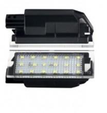 Lampa LED numar compatibila Renault Megane 3 III