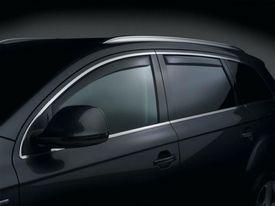 Paravanturi Nissan Juke fabricatie de la 2010+ (4 buc/set)