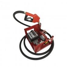 Pompa electrica transfer combustibil cu contor 24V