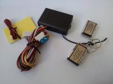 Telecomanda pentru inchidere centralizata cu iesire pentru sirena MODEL 8