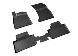 Covoare / Covorase / Presuri cauciuc tip stil tavita AUDI Q5 2 fabricatie de la 2017+