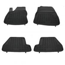 Covoare / Covorase / Presuri cauciuc tip stil tavita FORD Focus 3 III fabricatie 2011-2018