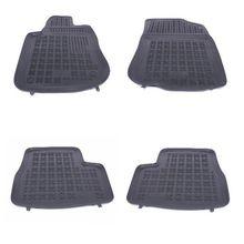 Covoare / Covorase / Presuri cauciuc tip stil tavita PEUGEOT 208 fabricatie 2012+