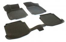 Covoare / Covorase / Presuri cauciuc tip stil tavita SKODA OCTAVIA 1 I fabricatie 1996-2010
