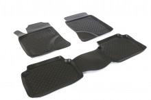 Covoare / Covorase / Presuri cauciuc tip stil tavita TOYOTA AVENSIS 2 II fabricatie 2003-2009