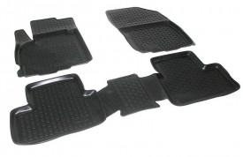 Covoare / Covorase / Presuri cauciuc tip stil tavita Toyota Aygo fabricatie 2005-2014