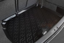 Covor portbagaj tavita TOYOTA YARIS II 2 fabricatie 2005-2011