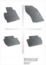 Covorase / Covoare / Presuri cauciuc PEUGEOT 4007 fabricatie 2007-2012