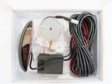 Kit senzori parcare tip BANDA cu sunet si display ( senzori tip banda )