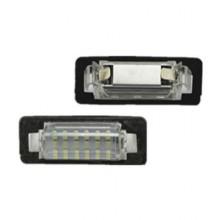 Lampa LED numar compatibila MERCEDES Clasa E W210 1995-2003