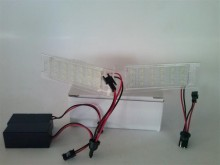 Lampa LED numar compatibila OPEL Corsa D 06-11
