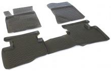 Covoare / Covorase / Presuri cauciuc tip stil tavita Hyundai i30 fabricatie 2007-2012