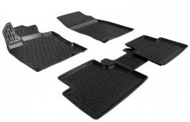 Covoare / Covorase / Presuri cauciuc tip stil tavita NISSAN Qashqai 2 fabricatie de la 2013+