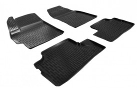 Covoare / Covorase / Presuri cauciuc tip stil tavita TOYOTA Auris fabricatie 2007-2012