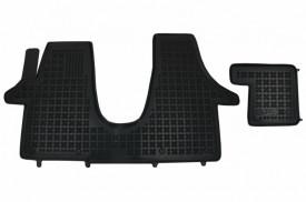 Covoare / Covorase / Presuri cauciuc tip stil tavita VW VOLKSWAGEN T5 T6 fabricatie de la 2003+