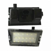 Lampa LED numar compatibila Land Rover Freelander 2 2006->