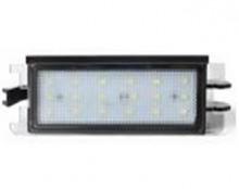 Lampa LED numar dedicata DACIA LOGAN 1 I / SANDERO 1 I