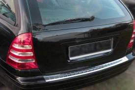 Ornament portbagaj crom Mercedes Clasa C W203 T-Model Combi 2001-2007