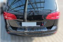 Ornament portbagaj crom Volkswagen VW Sharan 2 II 2010->