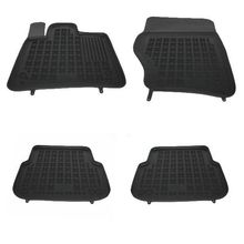 Covoare / Covorase / Presuri cauciuc tip stil tavita AUDI Q7 4L fabricatie 2005-2014