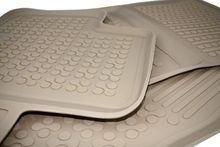 Covoare / Covorase / Presuri cauciuc tip stil tavita Crem MERCEDES ML W166 fabricatie 2011+