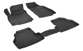 Covoare / Covorase / Presuri cauciuc tip stil tavita OPEL Mokka fabricatie de la 2012+