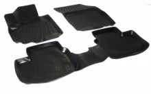 Covoare / Covorase / Presuri cauciuc tip stil tavita Suzuki SX4 S-CROSS fabricatie de la 2013->