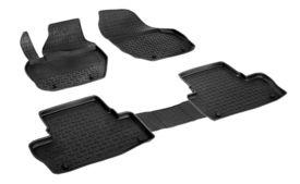 Covoare / Covorase / Presuri cauciuc tip stil tavita VOLVO XC60 fabricatie 2008-2017
