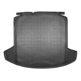 Covor portbagaj tavita SKODA Rapid fabricatie de la 2013+ Hatchback Sedan